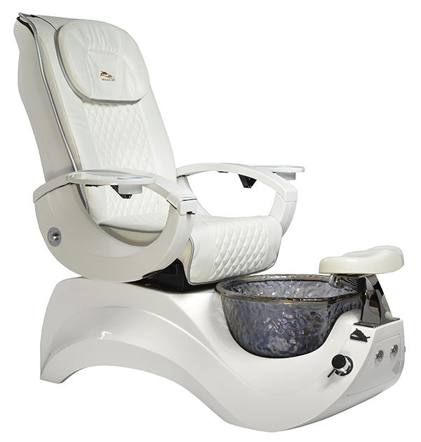 LUX Pedicure Chair - Salon Furniture - Valentino Beauty Pure